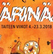 Värinää – taiteen viikot 2018